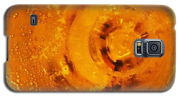 Food And Beverage Galaxy S5 Case - #brazil #beer #keepofkalessin by Torbjorn Schei
