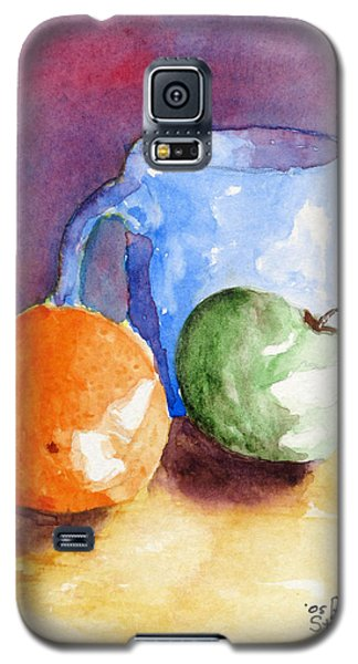 Breakfast Choices Galaxy S5 Case