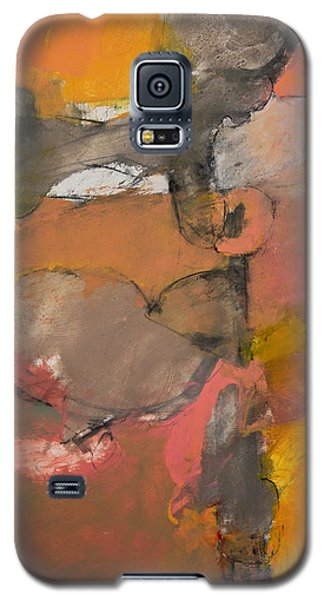 Galaxy S5 Case featuring the painting Breastbone by Cliff Spohn