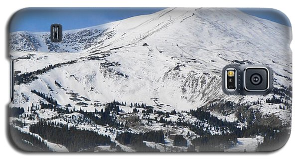 Breckenridge Peak 8 Galaxy S5 Case by Margaret Bobb