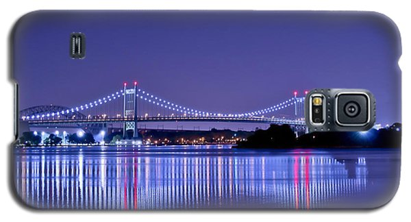 Tri-borough Bridge In Nyc Galaxy S5 Case