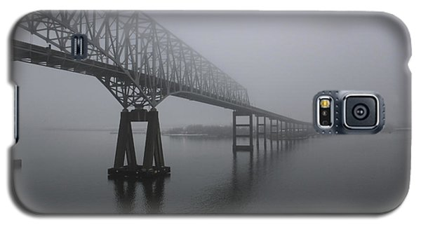Bridge To Nowhere Galaxy S5 Case by Shelley Neff