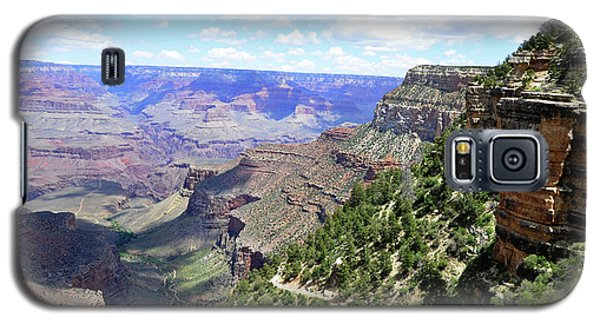 Galaxy S5 Case featuring the photograph Bright Angel Trail by Paul Mashburn
