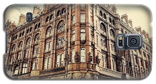Classic Galaxy S5 Case - #britanniahotel  #hotel #buildings by Abdelrahman Alawwad