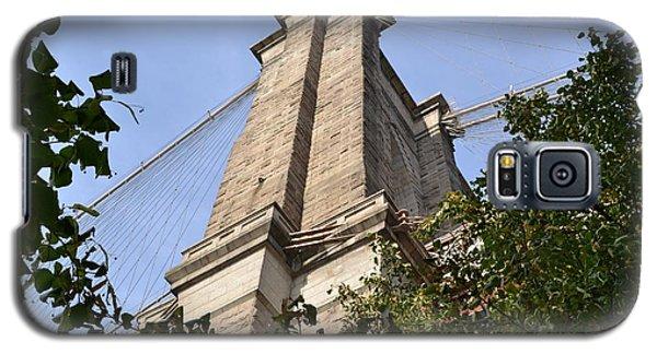 Brooklyn Bridge2 Galaxy S5 Case by Zawhaus Photography