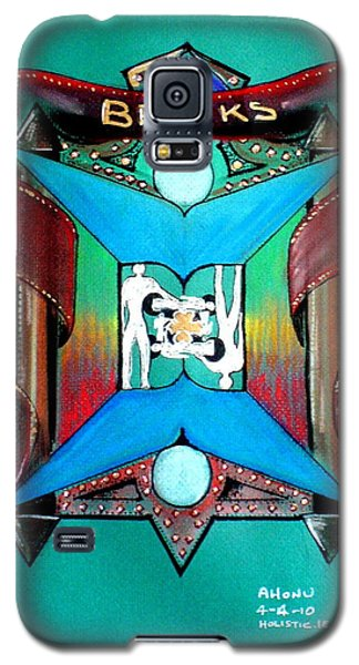 Brooks Family Crest Galaxy S5 Case