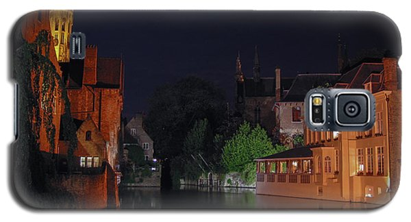 Galaxy S5 Case featuring the photograph Bruges by David Gleeson