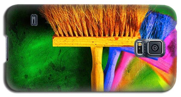 Brush Galaxy S5 Case