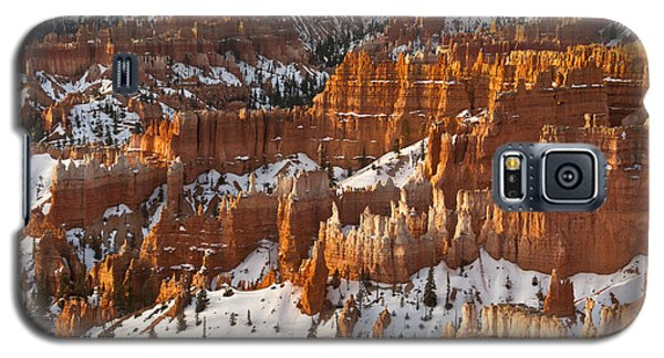 Bryce Canyon Morning Light  Galaxy S5 Case