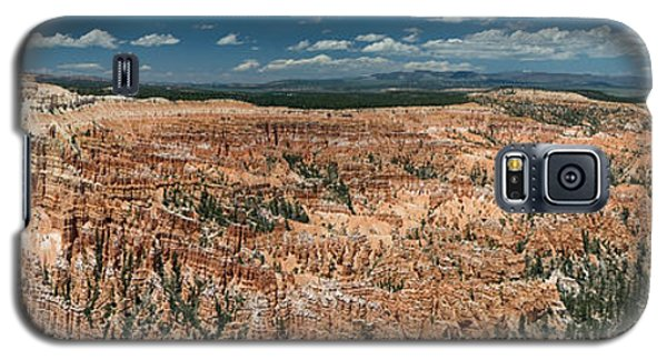 Bryce Canyon Panaramic Galaxy S5 Case by Larry Carr