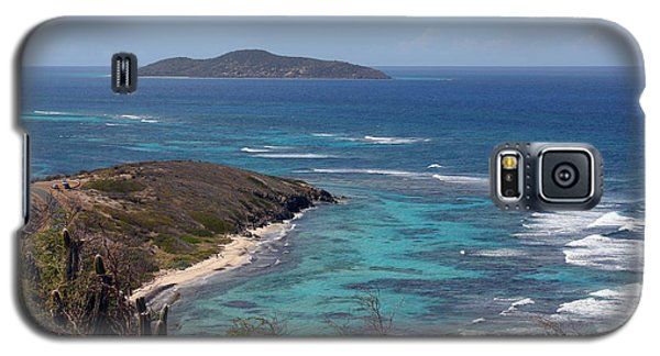 Buck Island Usvi Galaxy S5 Case
