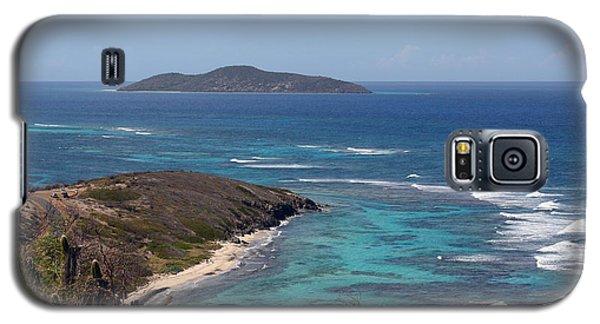 Buck Island Usvi Galaxy S5 Case