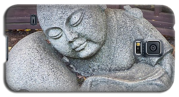 Galaxy S5 Case featuring the photograph Buddha by Chalet Roome-Rigdon
