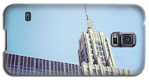 Cause Galaxy S5 Case - #buffalo #buffalony #downtown #city by Jenna Luehrsen