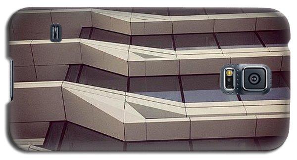 Professional Galaxy S5 Case - #building #architecture #amsterdam by Robbert Ter Weijden