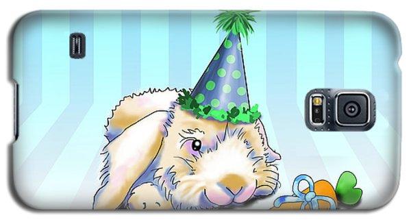 Bunny Present Galaxy S5 Case