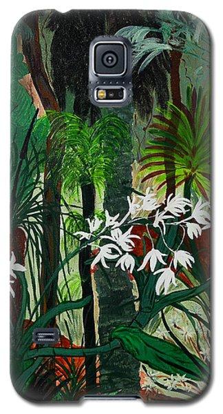 Bush Beauty Galaxy S5 Case