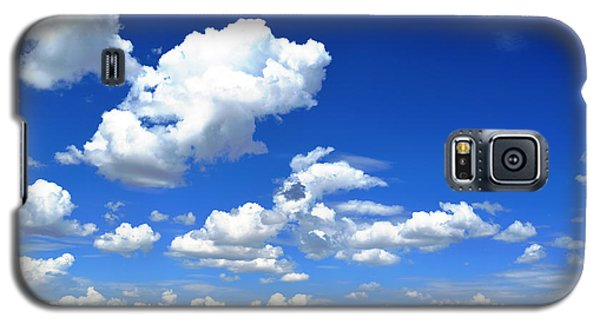 Butte Valley Nevada Galaxy S5 Case
