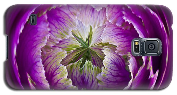 Cabbage Orb Galaxy S5 Case