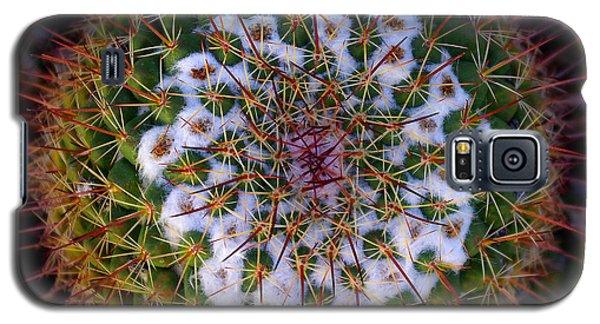 Cactus Radiance Galaxy S5 Case