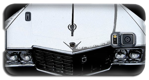 Galaxy S5 Case featuring the photograph Cadillac Pimp Mobile by Kym Backland