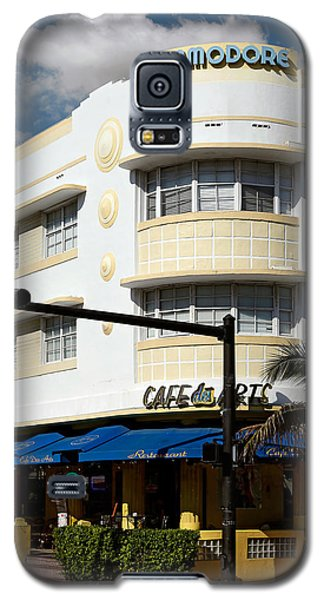 Cafe Des Arts. Miami. Fl. Usa Galaxy S5 Case
