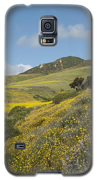 California Hillside View I Galaxy S5 Case
