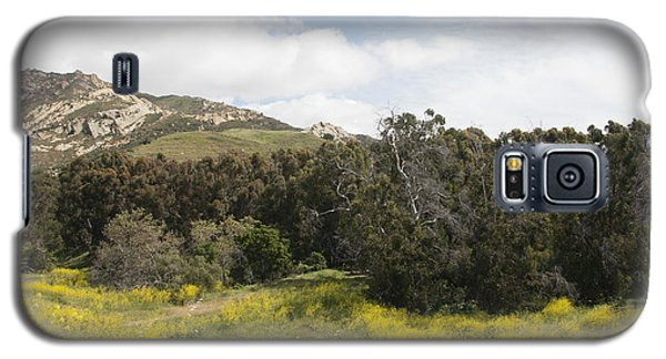 California Hillside View IIi Galaxy S5 Case