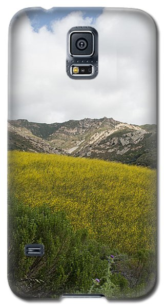 California Hillside View V Galaxy S5 Case