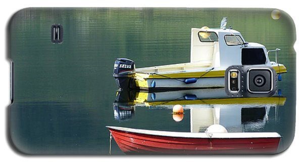 Galaxy S5 Case featuring the photograph Calm Waters by Lynn Bolt