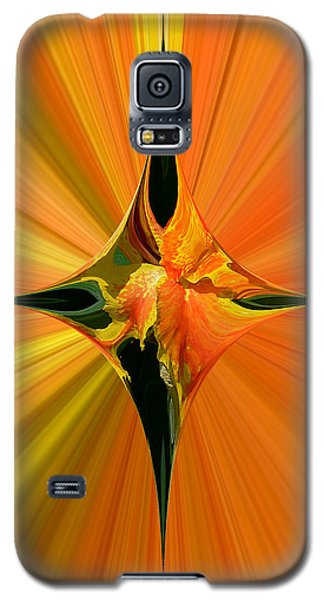 Cana Lily In Hyperdrive Galaxy S5 Case by Gordon Engebretson