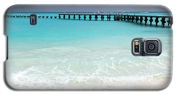 Galaxy S5 Case featuring the photograph Cancun by Milena Boeva