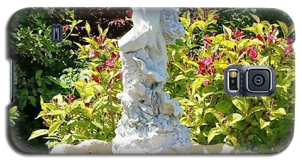 {canon 550d #decorative #statue Galaxy S5 Case