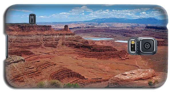 Canyonlands Galaxy S5 Case by Dany Lison