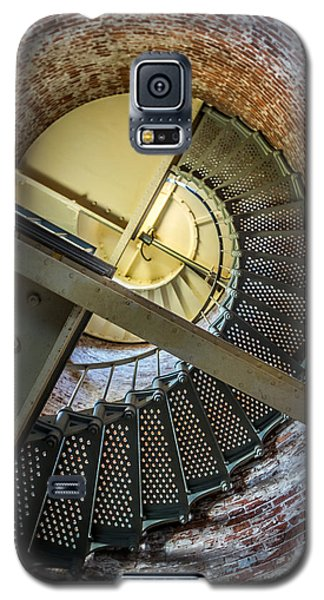 Galaxy S5 Case featuring the photograph Cape Blanco Lighthouse 2 by Randy Wood