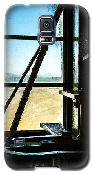 Galaxy S5 Case featuring the photograph Cape Blanco Lighthouse 3 by Randy Wood