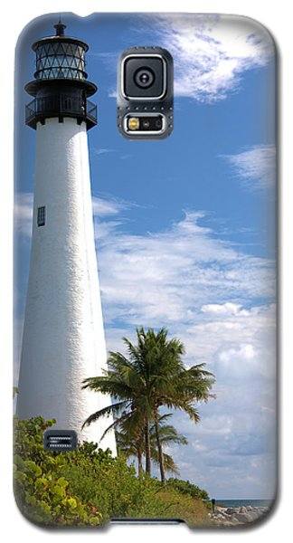 Cape Florida Lighthouse Galaxy S5 Case