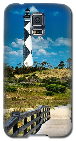 Cape Lookout Light Galaxy S5 Case