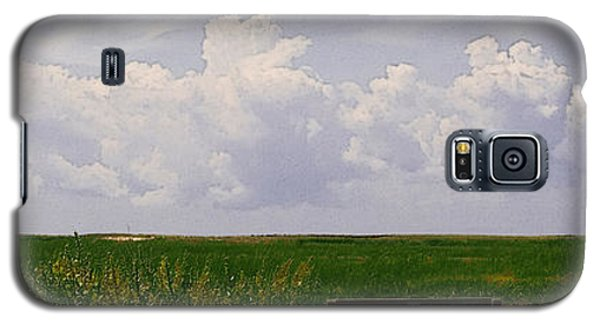 Galaxy S5 Case featuring the photograph Cape Marsh by Michael Friedman
