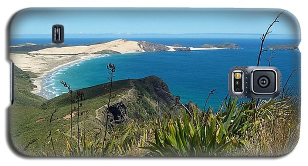 Galaxy S5 Case featuring the photograph Cape Reinga - North Island by Peter Mooyman