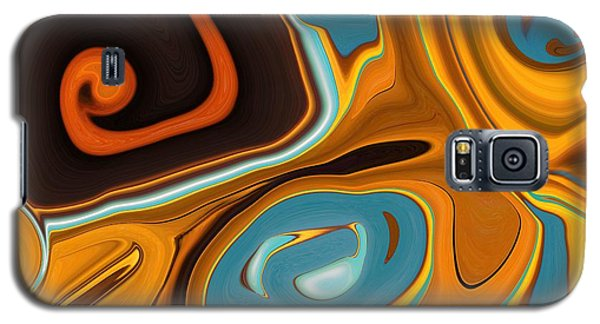 Caramel Dreams Galaxy S5 Case