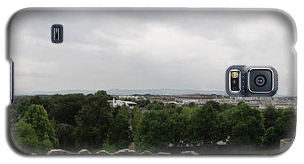 Cardiff Castle Panorama Galaxy S5 Case