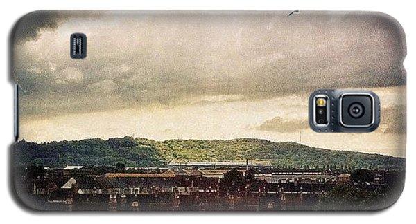 Cardiff City Galaxy S5 Case by Samuel Gunnell