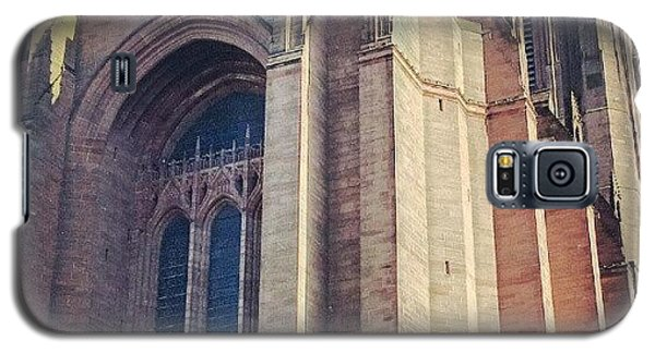 Classic Galaxy S5 Case - #carhederal #church by Abdelrahman Alawwad