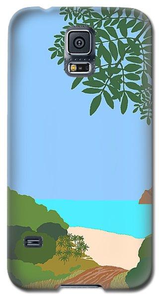 Caribe 1 Galaxy S5 Case