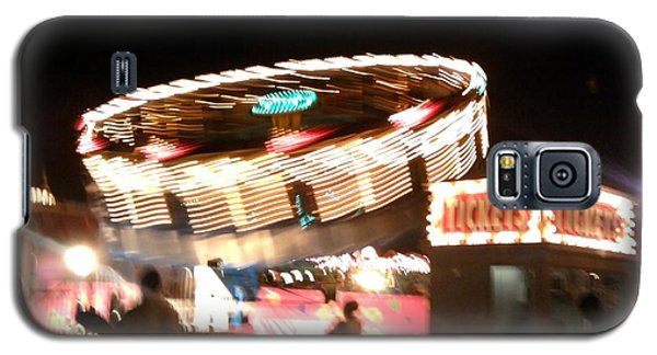 Galaxy S5 Case featuring the photograph Carnival by Clara Sue Beym