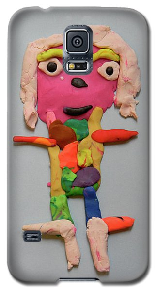 Caroline Galaxy S5 Case