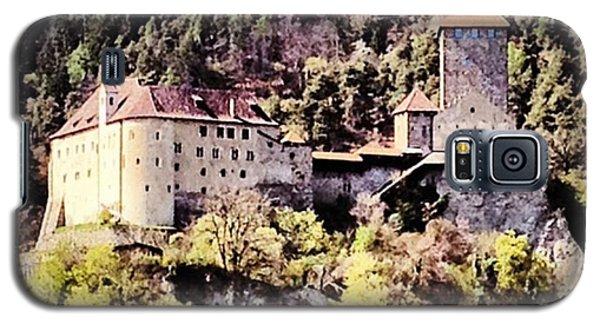 Fantasy Galaxy S5 Case - Castel Tirolo... Domina Merano E Tutta by Luisa Azzolini