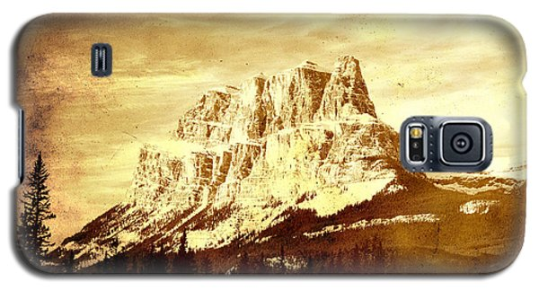 Castle Mountain Galaxy S5 Case