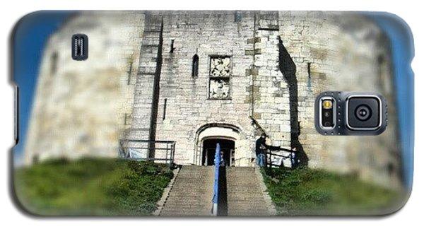 Fantasy Galaxy S5 Case - #castle #york #yorkuk #uk #england by Abdelrahman Alawwad